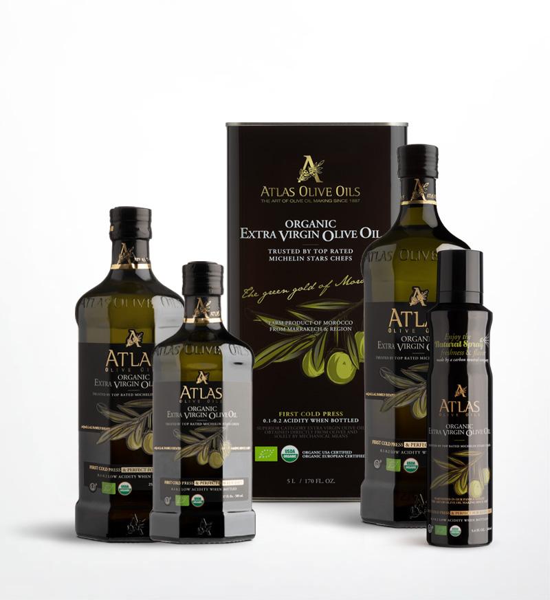 ATLAS olive oil